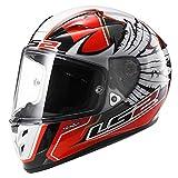 Motorradhelm Full Face Helm Carbon Fiber Motorrad-Rennrad-Helm Full Face Helm Outdoor Riding Helm Street Bike Racing Collision Helm,1003,L