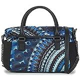 Desigual BLUE FRIEND LOVERTY Handtaschen femmes Schwarz/Blau Handtasche