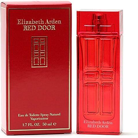 RED DOOR von Elizabeth Arden für Damen. EAU DE TOILETTE SPRAY 1.7 oz / 50 ml