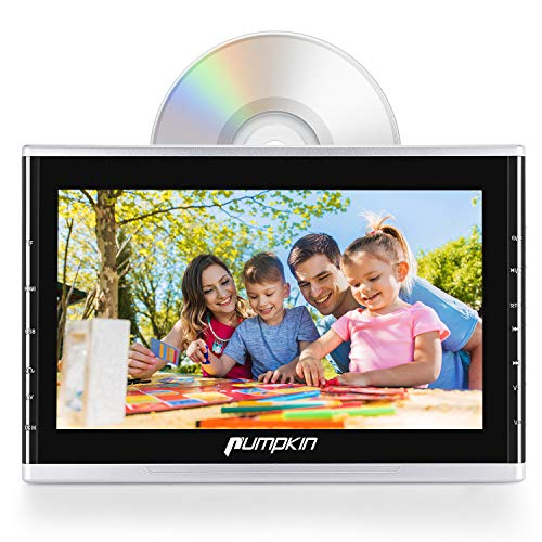 Pumpkin 10.1 Pulgadas 1080P HD DVD Resposacabezas