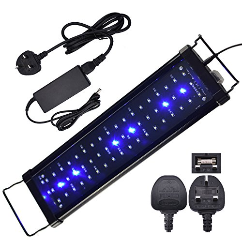aquarieneco-1-6ft-aquarium-light-for-42cm-60cm-cold-water-aquarium-tank-led-hood-lights-suitable-for