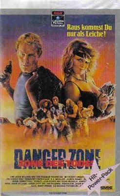 Danger Zone - Zone des Todes [VHS]