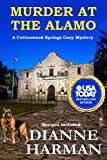 Murder at the Alamo: A Cottonwood Springs Cozy Mystery (English Edition)