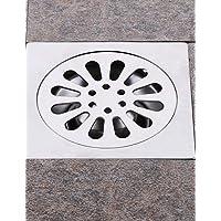 Bagno moderno accessori in acciaio inossidabile materiale di scarico a pavimento