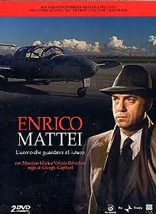 Enrico Mattei - L'uomo che guardava al futuro(+booklet) [(+booklet)] [Import italien]