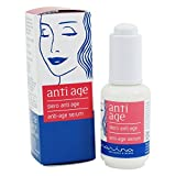 BIOMARINA - Siero Antiage - Trattamento per Cura e Prevenzione dell'Invecchiamento Cutaneo - Testato Dermatologicamente ed al Nickel - Vegan - 20 ml