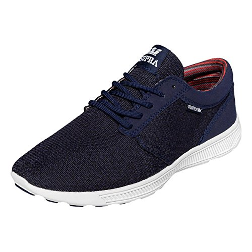 Supra Hammer Run., Baskets mode men BLUE / WHITE