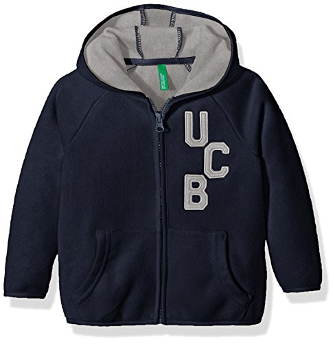 united-colors-of-benetton-3ki4c-sweat-shirt-a-capuche-garcon-bleu-navy-7-8-ans-taille-fabricant-m