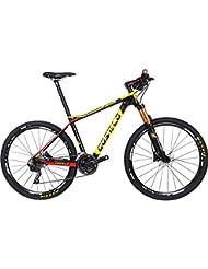 Costelo 27,5 para bicicleta de montaña de carbono MTB marco ultraligero 27.5er 29er MTB marco origin