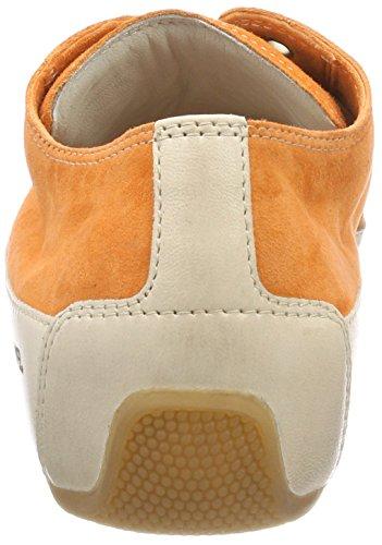 Candice Cooper Camoscio, Sneaker Basse Donna Orange (Arancio)