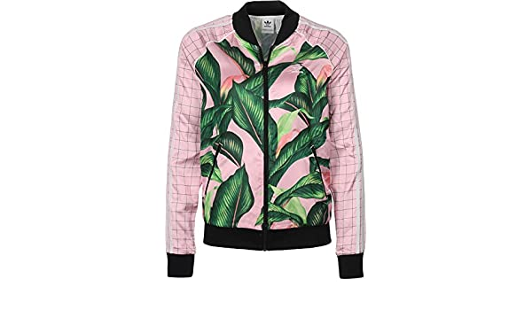 adidas Damen Jacke SST TT Multicolor(MULTCO):