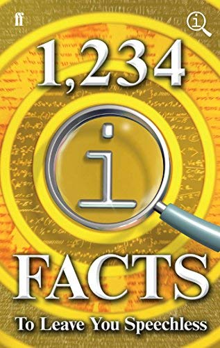 1,234 QI Facts to Leave You Speechless by John Lloyd (2015-11-05)