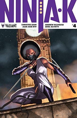 Ninja-K #4 (English Edition) eBook: Christos N. Gage, Cafu ...