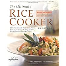 The Ultimate Rice Cooker Cookbook by Beth Hensperger (2003-04-01)