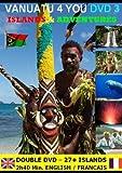 Vanuatu 4 You Islands and Adventures (2 Disc Set)