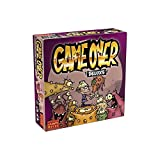 Asmodee - KG32DEL - Jeu de Carte - Game Over Deluxe