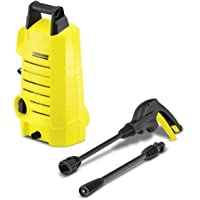 Karcher K1 1200-Watt High Pressure Washer (Yellow/ Black)