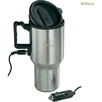 Car Electrical Appliances Vehicle Heating Cup Earnest 12v 750ml Car Portable Electric Travel Heating Cup Coffee Tea Boiling Mug Kettle Auto Accessories Car Electric Kettle