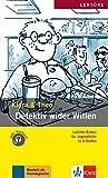 Detektiv wider Willen: Buch + Audio-Online (Klara & Theo)