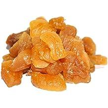 Zenzero disidratato senza zucchero a pezzi, senza solfiti, prima scelta, essiccato al naturale - ginger - zenzero disidratato - 1Kg FORMATO CONVENIENZA
