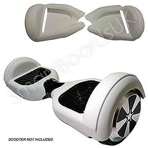 Housse de protection en silicone pour hoverboard swegway 2 for Housse pour hoverboard