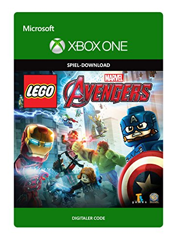 rs [Xbox One - Download Code] (Marvel Lego Spiel Für Xbox One)