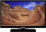 TELEFUNKEN D22F340A LED-TV 55cm 22 Zoll EEK A (A++ - E) DVB-T2, DVB-C, DVB-S, Full HD, Ci+ Nero