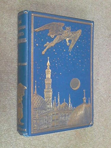 Portada del libro The Arabian Nights Entertainments