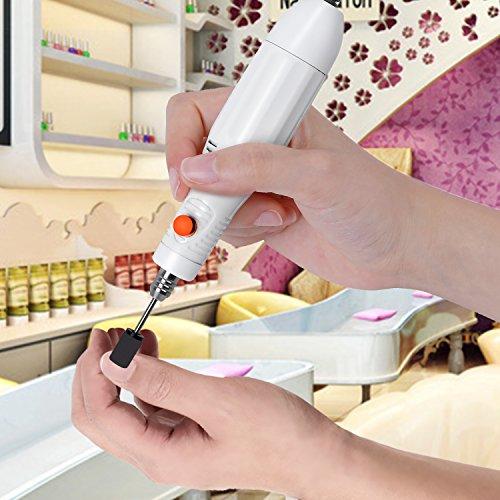 Nagelfräser Set – Ideal für die perfekte Maniküre und Pediküre - 4