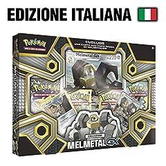 Idea Regalo - Melmetal GX - Set Pokémon (IT)