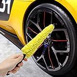 Ocamo Universal Auto Felge Reifen Schwamm Bürste Corn Cob Design Auto Reinigung Werkzeug Reiniger