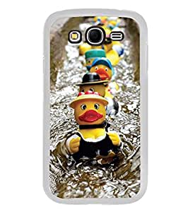 YuBingo Samsung Galaxy Grand I9082 :: Samsung Galaxy Grand Z I9082Z :: Samsung Galaxy Grand Duos I9080 I9082 2D Designer Phone Back Case Cover ( Toy duck )