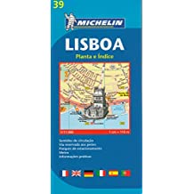 Plan Michelin Lisbonne