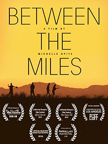Between the Miles Cover