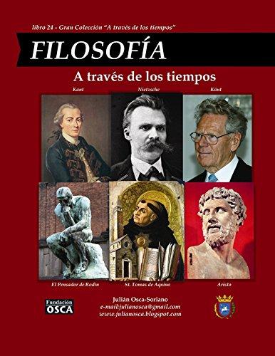 LA FILOSOFÍA.: A través de los tiempos.