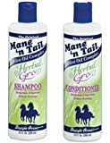 Mane 'n tail Mane 'N Tail Herbal Gro Shampoo & Conditioner Olive Oil Complex 12 Oz
