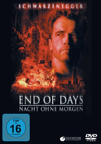 End of Days - Nacht ohne Morgen - Bliss Maske