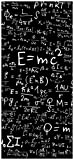 Posterdepot Papel pintado para puerta puerta–Póster de la teoría de la relatividad–fórmulas matemáticas de tamaño 93x 205cm, 1pieza, ktt0343