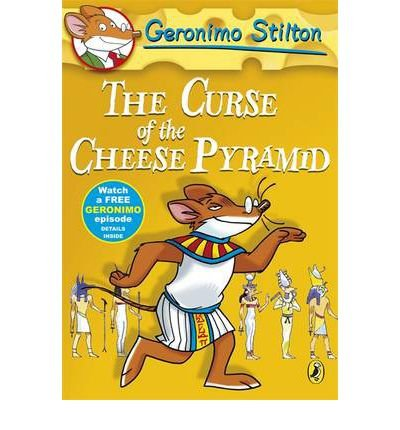 [(The Curse of the Cheese Pyramid)] [Author: Geronimo Stilton] published on (March, 2012)