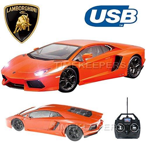 Offiziell Lizenziert CM-2130 1:14 Lamborghini Aventador LP700-4 Ferngesteuert RC Elektroauto - Bereit Zum Rennen EP - Für Kunst-aktivitäten Halloween-vorschule