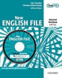 New English File Advanced. Workbook with Multi-ROM Pack (New English File Second Edition)