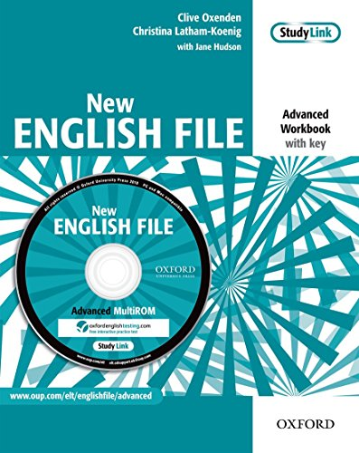 New English File Advanced. Workbook with Multi-ROM