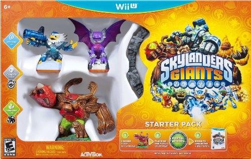 Skylanders: Giants - Starter Pack - [Nintendo Wii U] gebraucht kaufen  Wird an jeden Ort in Deutschland