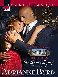Her Lover's Legacy (Mills & Boon Kimani) (The Braddocks Secret Son)