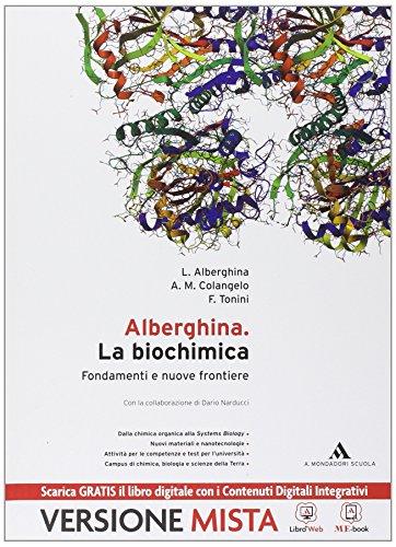 Biochimica. Vol. unico. Per i Licei. Con e-book. Con espansione online