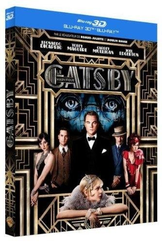 Gatsby : Le Magnifique - Oscar® 2014 du Meilleur Décor [Blu-ray 3D] [Combo Blu-ray 3D + Blu-ray 2D]
