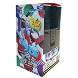 Pokemon Card Sun & Moon Strength Expansion Korea Version TCG + 3pcs Premium Card Sleeve Pack Shining Legend