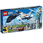 LEGO-City-Base-della-Polizia-Aerea-Colore-Vari-60210