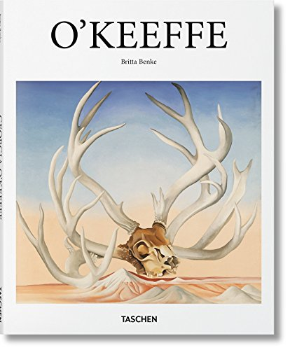 O'Keeffe (Basic Art 2.0) par Britta Benke