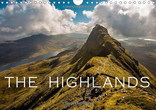 Highland Stein (THE HIGHLANDS (Wall Calendar 2018 DIN A4 Landscape): The beauty of the Scottish Highlands (Monthly calendar, 14 pages ) (Calvendo Nature) [Kalender] [Apr 01, 2017] Stein, David)